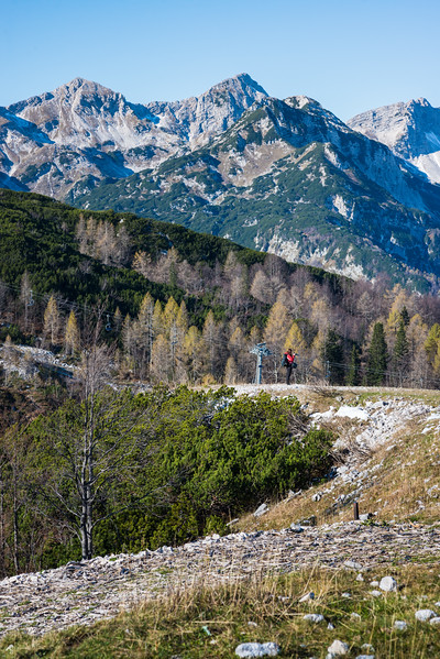 Vogel, Triglav National Park, Slovenia