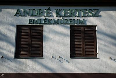 Kertesz Andre Memorial Museum
