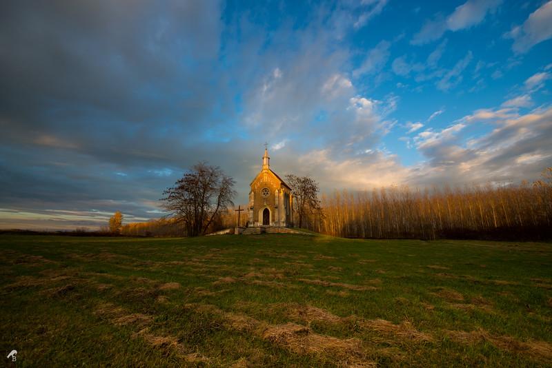Zichy-kápolna (Zichy Chapel)