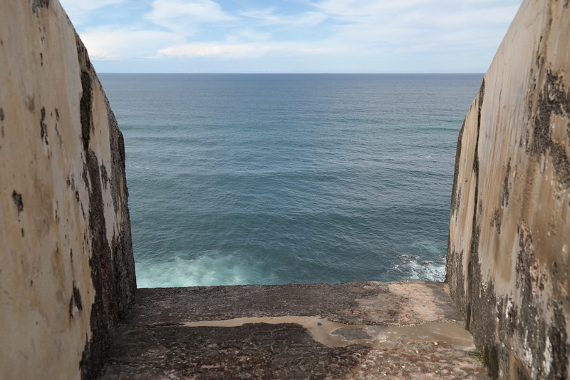 Puerto Rico: Day 7: Travel to Old San Juan