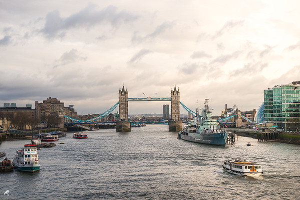 London Bridge (Thames, 2016)