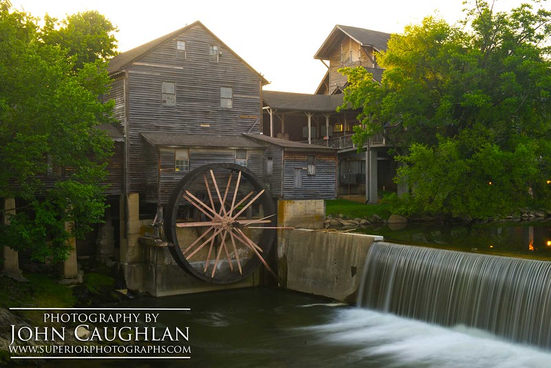 The Old Mill, Pigeon Forge (Tennessee).