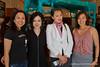 Sue Chen, Yvonne, Rebecca and Clover