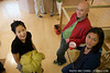 Zandra, Jan and Peter
