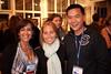 Michele Hall, Gaelin Rosenwaks and Eric Cheng