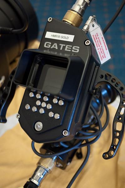 Gates underwater housing for Panasonic POV camera