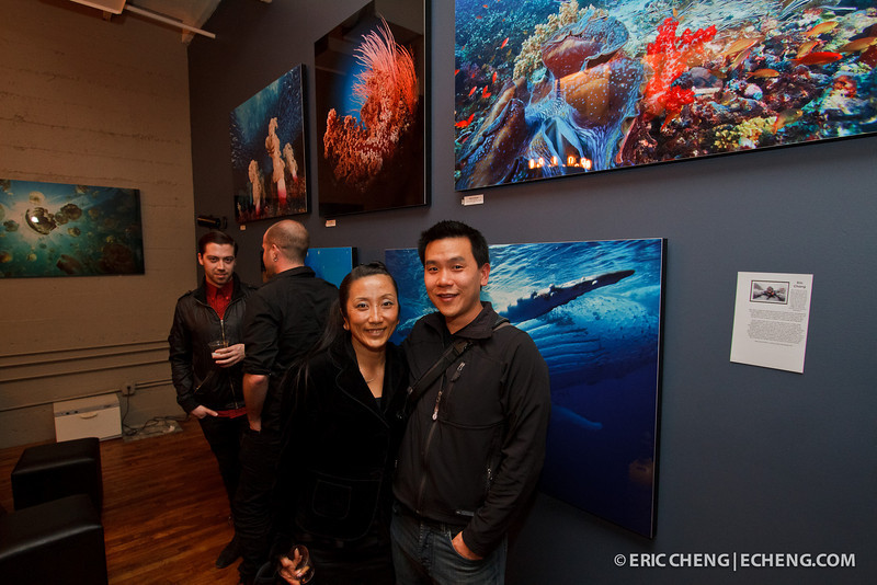 Erena Shimoda and me at Barber Lounge