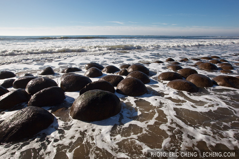 Bowling Ball Beach Mendocino Coast Califonia Echeng