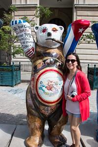 Cuba's buddy bear