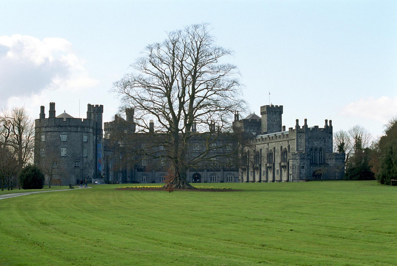 ireland - killkenny castle