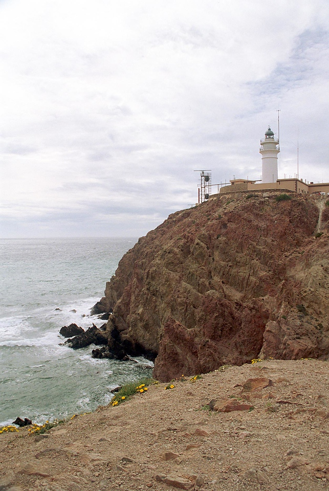 cabo de gata - lighthouse1