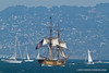 Fleet Week in San Francisco, CA. October 8, 2011.