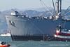 The Jeremiah O'Brien. Fleet Week in San Francisco, CA. October 8, 2011.
