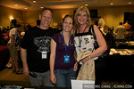 Mike, Madison, and Kacy Iannone at our booth, Gatecon 2008
