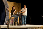 Amanda Tapping makes a surprise appearance at the Gatecon closing event