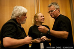 Captain Paul Watson, Kim McCoy, and Richard Dean Anderson