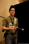 Adam Lau in action at Gatecon