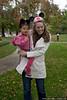 Kira and Lesley, Halloween