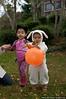 Kira and Jack, Halloween