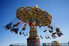 Whirly ride thingy at the Santa Cruz Boardwalk
