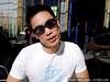 Charles Wu, male model