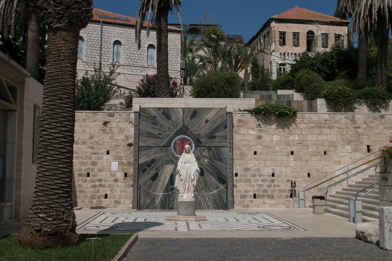 Nazareth- Basilica of the Annunciation