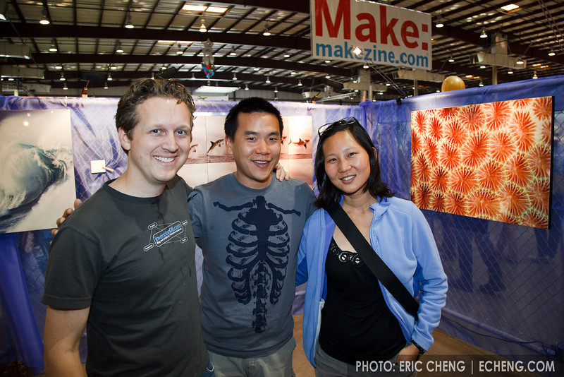 With Amy Sheng and her husband