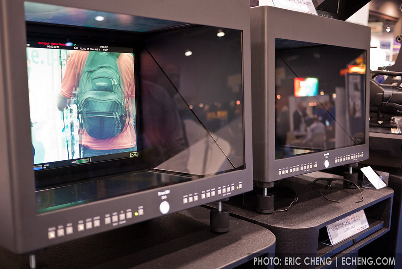 Dual LCD stereoscopic displays were everywhere