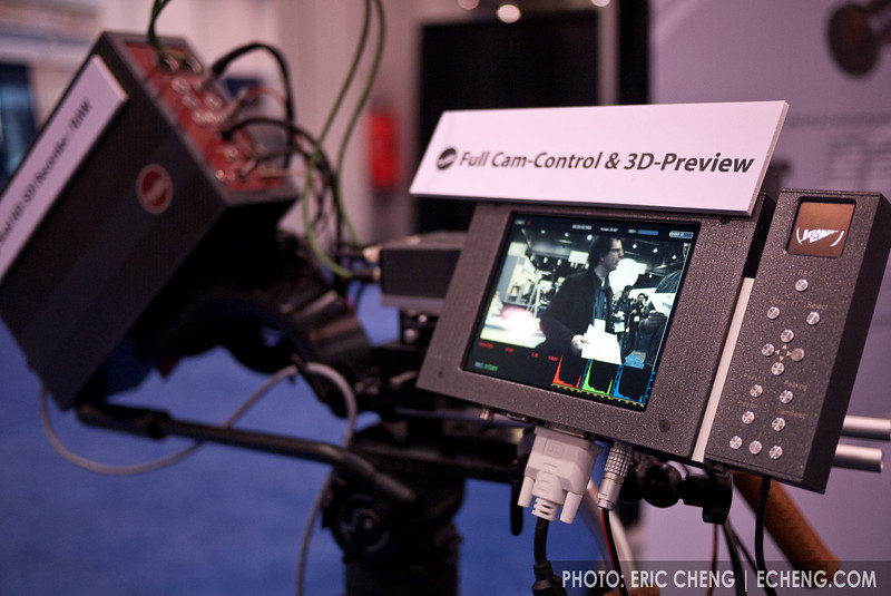 Indiecam's POVcam and shuttle dual HD-SDI recorder
