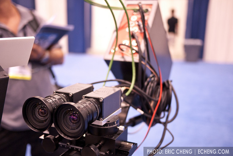 Indiecam's POVcam and shuttle dual HDSDI recorder