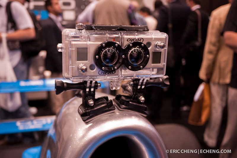 GoPro's newly-announced 3D HERO system