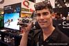 Travis, with GoPro 3D HERO