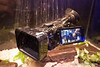 Sony HXR-NX70U compact NXCAM camcorder is water-resistant and dust-resistant