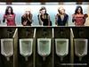 Bathroom humor at the Las Vegas Hilton