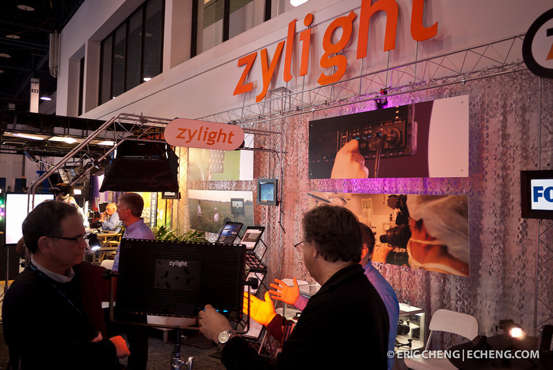 Zylight produces color-adjustable light panels and variable diffusers