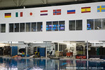 The NASA Neutral Buoyancy Lab in Houston, Texas