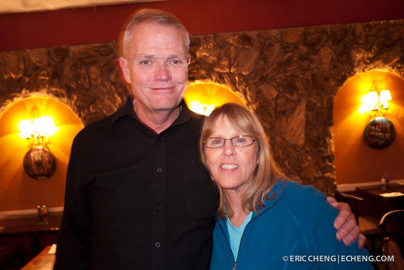 Chuck Tribolet, Linda Reisinger