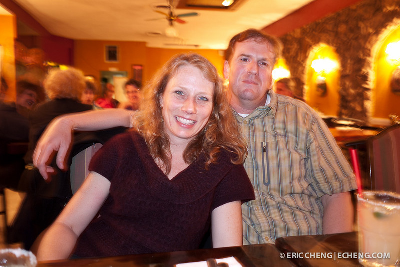 Susan and Brad Brown