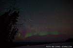 Northern lights. Fairbanks, Alaksa.