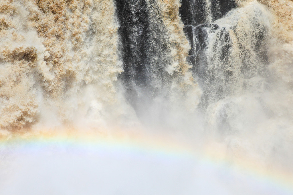 "MONDAY, APRIL 29, 2013<br /> <br /> PIGEON RIVER 2351<br /> <br /> ""Finally Free""<br /> <br /> Rainbow at High Falls - Grand Portage State Park, MN<br /> <br /> Camera: Canon EOS 5D Mark II<br /> Lens: Canon EF 24-105mm<br /> Focal length: 75mm<br /> Shutter speed: 1/800<br /> Aperture: f/10<br /> ISO: 800"