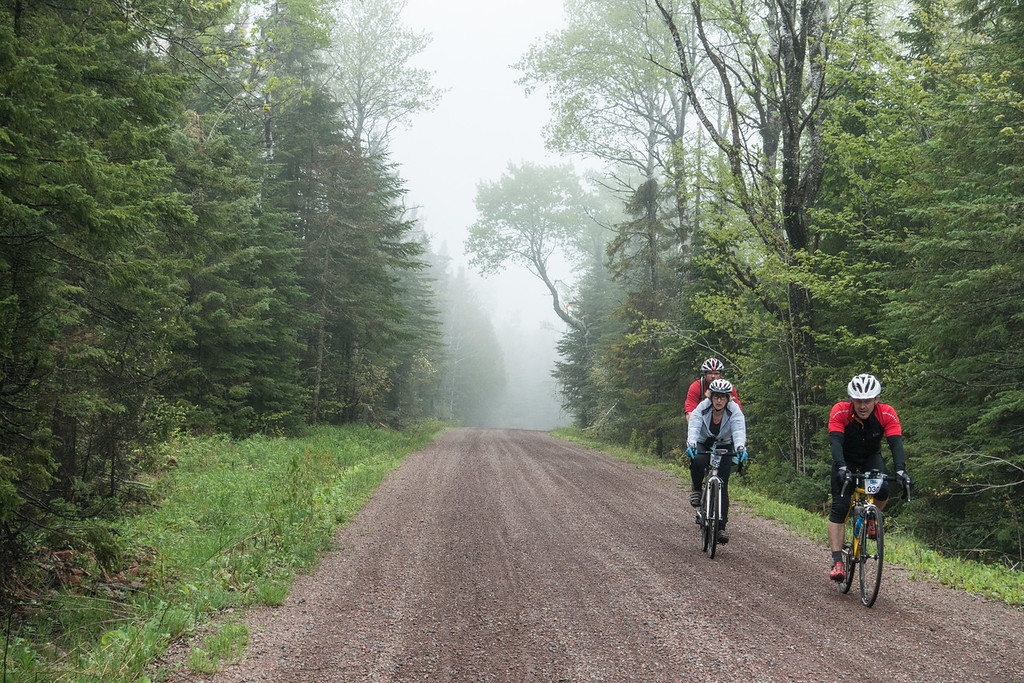"""SUNDAY, MAY 29, 2016<br /> <br /> BIKING 00483<br /> <br /> """"Le Grand du Nord - May 28, 2016""""<br /> <br /> Beautiful foggy scenery along Pine Mountain Road.<br /> <br /> Camera: Sony DSC-RX100M3<br /> Focal length: 70mm<br /> Shutter speed: 1/640<br /> Aperture: f/5.6<br /> ISO: 800"""