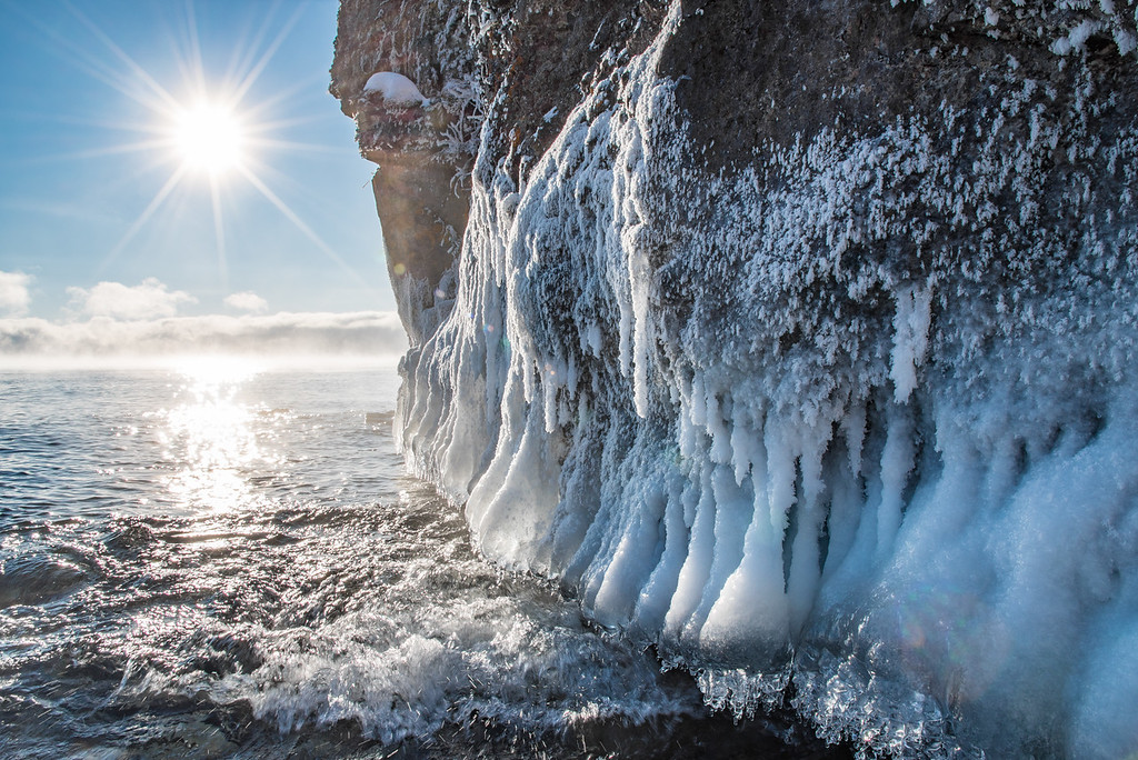 """""""Frosted Cliff"""""""
