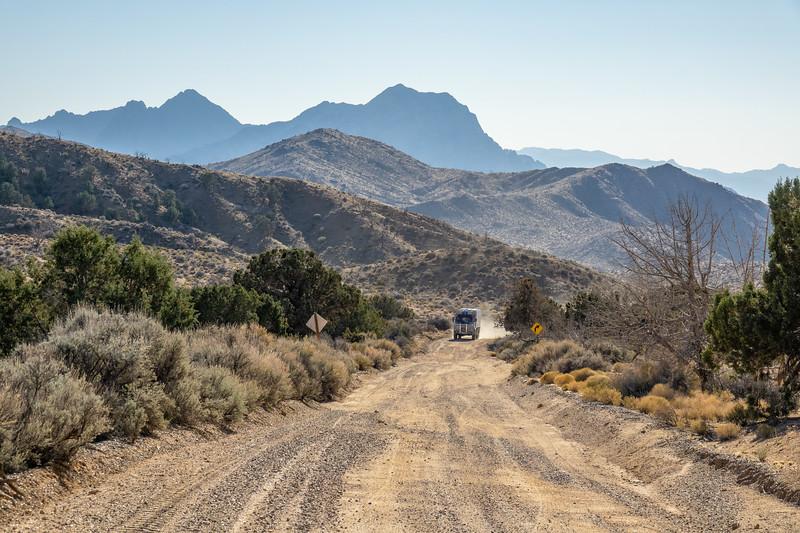 """Mojave Backroads"""
