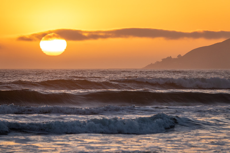"""Pismo Beach Sunset"""