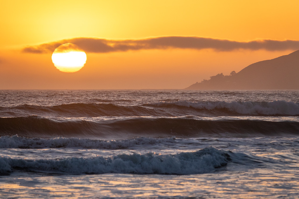 """Pismo Beach Sunset"""