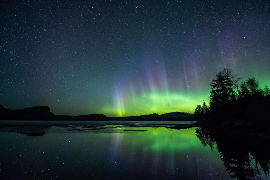 """""""McFarland Lake Lights"""""""