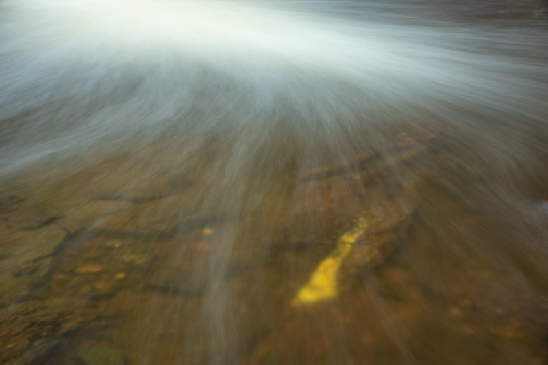 """Cascade River Abstract"""