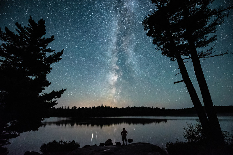 """Mindfulness and the Milky Way"""