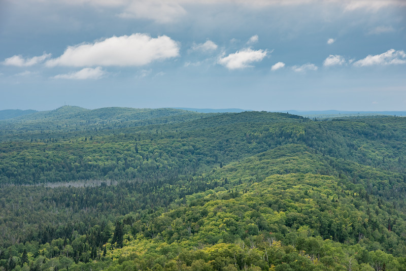 """Rainy day on the ridge"""