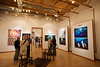 Evening reception for H20 at the G2 Gallery